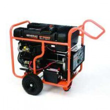 Generac GP 15,000-Watt Gasoline Powered Portable Generator with OHVI Engine