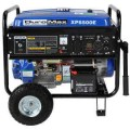 Duromax 8,500-Watt 16.0 Hp Gasoline Powered Electric Start Portable Generator with Wheel Kit CARB Compliant