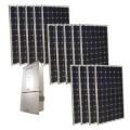Grape Solar 3,500-Watt Monocrystalline PV Grid-Tied Solar Power Kit