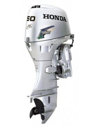 New Honda 50 Hp Outboard Motor Four Stroke