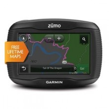 Garmin Zumo 390LM Tire Pressure Monitor Bundle