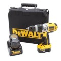 DEWALT 14.4-Volt 1/2 in. XRP Cordless Drill/Driver Kit