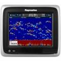 Raymarine a67 MFD Touchscreen GPS/Sonar Gold Charts US Coastal & Inland