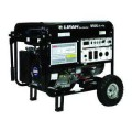 LIFAN 8,500-Watt Pro Series 15 HP 420 cc GFCI Gasoline Powered Contractor Generator with Electric Start Idle Control