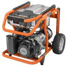 RIDGID 6,800-Watt Gasoline Powered Generator with Yamaha Engine