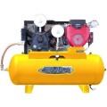 EMAX 24 HP Gas 120-Gal. Horizontal Air Compressor with Honda Engine