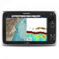 Raymarine c127 Multifunction Display w/Sonar - European Charts