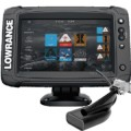 Lowrance Elite-7 Ti2 Combo with HDI Transducer & C-Map US Inland Chart
