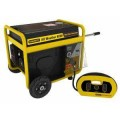 Stanley 8,000 Running-Watt, 10,000 Surge-Watt Storm Portable Generator with Electric Start and Removable Generator Panel