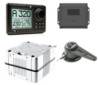 Simrad AP28 01 Autopilot System
