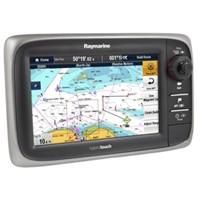 "Raymarine e7 7"" Multifunction Display - Internal GPS, ROW Chart"
