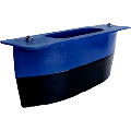 Raymarine Depth/Temp transducer R509 external mount, 3KW Low/High Frequency Transducer A80210