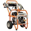 Generac 4000 psi 4.0 GPM OHV Engine Triplex Pump Gas Powered Pressure Washer