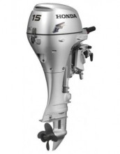 New Honda 15 HP Outboard Motor Four Stroke