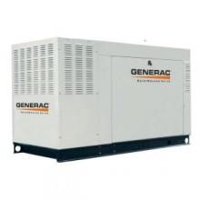Generac 45,000-Watt Liquid Cooled Standby Generator (Steel, Natural Gas, CARB)