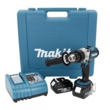 Makita 18-Volt LXT Lithium-Ion 1/2 in. Cordless Driver-Drill Kit