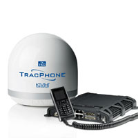 KVH FB150 TracPhone Inmarsat Fleet Broadband