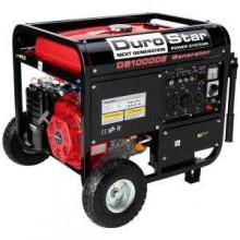 Durostar 10,000-Watt 16 Hp CARB Compliant Gasoline Powered Electric Start Portable Gasoline Generator