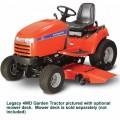 Simplicity Legacy XL 27HP Diesel Garden Tractor, 4-Wheel Drive