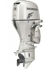 New Honda 90 HP Outboard Motor Four Stroke
