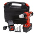 BLACK & DECKER 18-Volt High Performance Drill / Driver with 2 Batteries and Storage