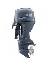 New Yamaha 50 HP Outboard Motor Four Stroke High Thrust