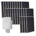Grape Solar 6,000-Watt Monocrystalline PV Grid-Tied Solar Power Kit