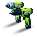 12-Volt LithiumTech 2-Pieces Combo Kit with Drill and Impact Driver
