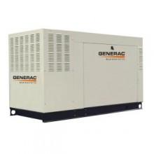 Generac 60-Watt Liquid Cooled Standby Generator Aluminum, Natural Gas