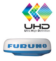 Furuno DRS4D 4kW Digital Radar Radome