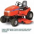 Simplicity Legacy XL 27HP Kawasaki Garden Tractor, 4-Wheel Drive