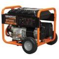 Generac GP 5,500-Watt Gasoline Powered Portable Generator with Carb