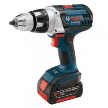 Bosch 18-Volt Brute Tough Drill Driver with 2 HC 3.0Ah Batteries and Charger