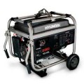 Hyundai 6,700-Watt Gasoline Powered Professional Portable Generator