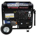 Duromax 10,000-Watt 16.0 Hp Gasoline Powered Electric Start Portable Generator with Wheel Kit Included
