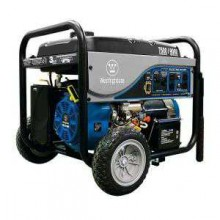 Westinghouse 7,500 Running-Watts, 9,000 Starting-Watts Gasoline Powered Electric Start Portable Generator with Battery