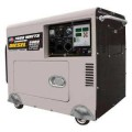 All Power 7,000-Watt 418 cc Diesel Generator with Digital Panel and Battery