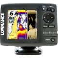 Lowrance Elite 5 HDI Basemap with 83/200 & 455/800 Transducer