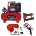 Powermate 3-Gal. Hotdog Air Compressor with Accessories