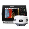 Simrad NSS8 - 3G Radar Navigation Pack