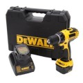 DEWALT 12-Volt Cordless 3/8 in. Compact Drill Kit