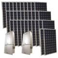 Grape Solar 8,000-Watt Monocrystalline PV Grid-Tied Solar Power Kit