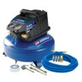 Campbell Hausfeld 4 Gal. Air Compressor with Inflation Kit