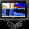 Garmin ECHOMAP Ultra 122sv with GT54UHD-TM Transducer & Worldwide Basemap