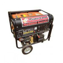 Powerland 6,500-Watt 13 HP Tri-Fuel Gasoline Powered LPG and NG Generator with Electric Start