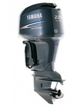 New Yamaha 225 HP Outboard Motor Four Stroke High Power