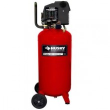 Husky 26-Gallon Portable Electric Air Compressor