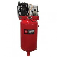 Porter Cable 80-Gal. Vertical Stationary Air Compressor