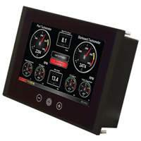"Maretron TSM800 8"" Vessel Monitoring & Control Touchscreen"