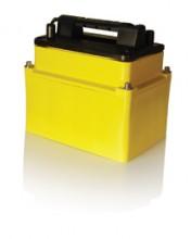 Furuno Urethane In-Hull Transducer, 50/200 KHz 1Kw, Broadband 527ID-IHN